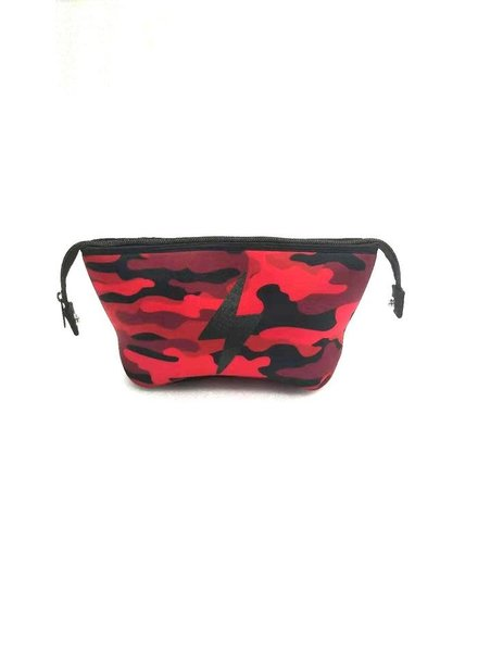 HAUTE SHORE HAUTE ERIN RED CAMO/ BLACK BOLT