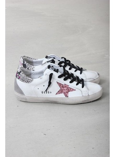 GOLDEN GOOSE GG SNEAKERS SUPERSTAR