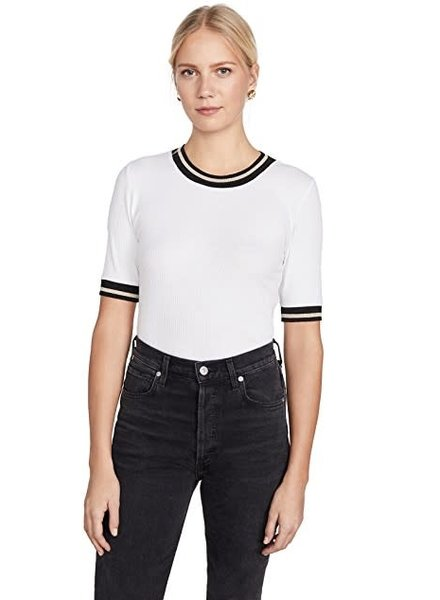 VERONICA BEARD VB EKLAND TEE