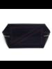 KUSSHI KUSSHI SIGNATURE MAKE UP BAG BLACK/PINK