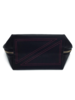 KUSSHI KUSSHI VACATIONER MAKE UP BAG NAVY/PINK