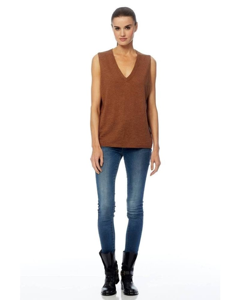 360 Cashmere 360 KOURTNEY TANK
