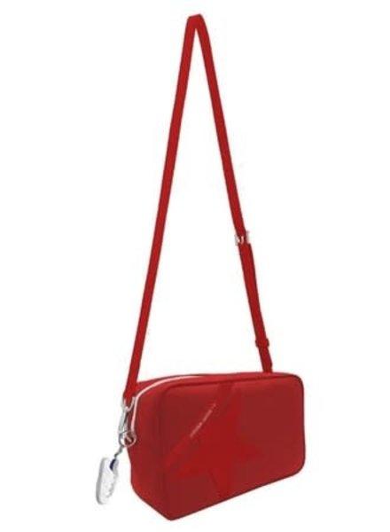 GOLDEN GOOSE GG STAR BAG RED
