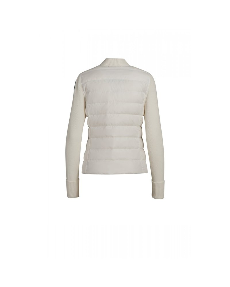 PARAJUMPERS PJ NARIIDA SWEATER IN OFF WHITE SIZE SMALL