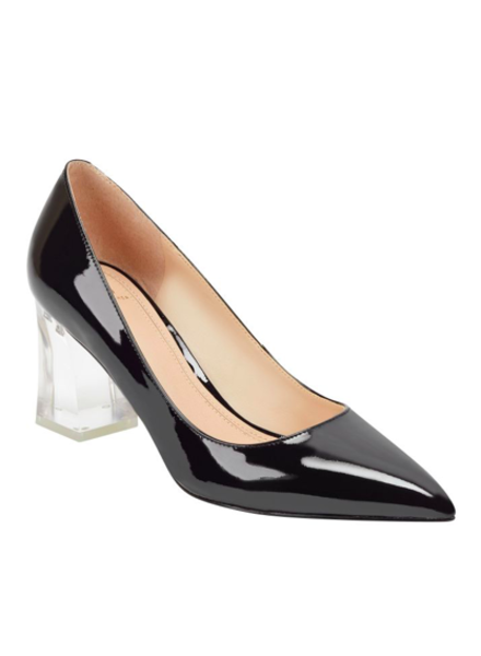 MARC FISHER ZALA 13 ACRYLIC HEEL