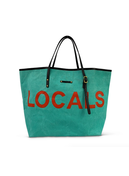 Kempton KEMPTON LOCALS ONLY BEACH TOTE