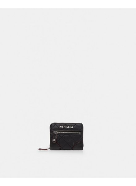 MZ Wallace CROSBY MINI WALLET XS BLACK
