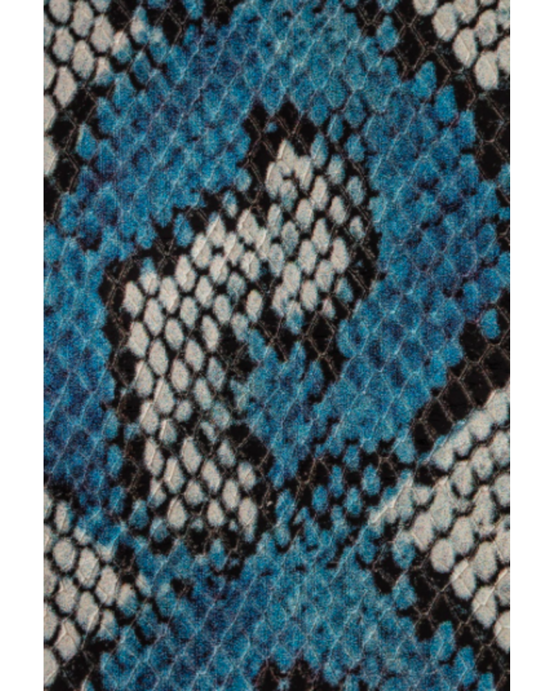 Zadig & Voltaire Zadig & Voltaire ROCK PAINTED WILD BLUE