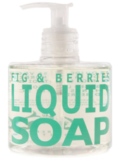 EAU d'ITALIE EAU d'ITALIE LIQUID SOAP FIG/ BERRIES