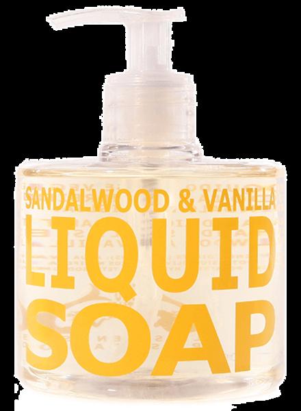 EAU d'ITALIE EAU d'ITALIE LIQUID SOAP SANDALWOOD/ VANILLA