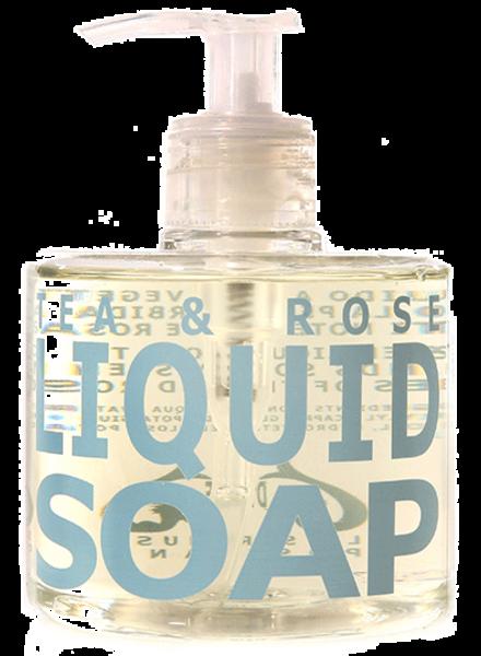EAU d'ITALIE EAU d'ITALIE LIQUID SOAP TEA/ ROSE