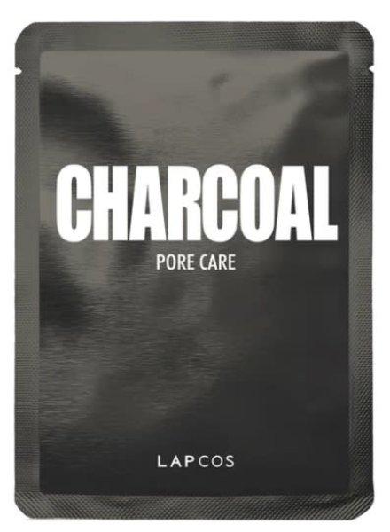 LAPCOS LAPCOS CHARCOAL SHEET MASK BLACK
