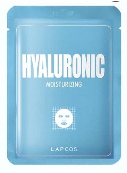 LAPCOS LAPCOS HYALURONIC ACID SHEET MASK WHITE