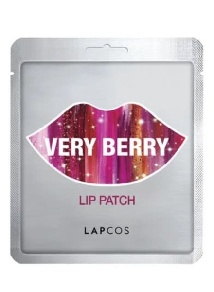 LAPCOS LAPCOS VERY BERRY LIP PATCH WINE