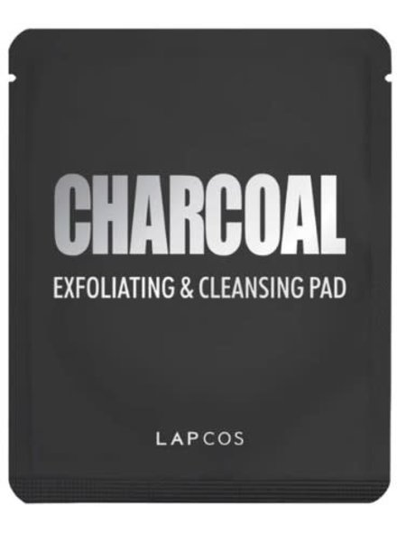 LAPCOS LAPCOS CHARCOAL EXFOLIATE/ CLEANSE PAD