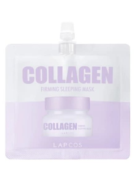 LAPCOS LAPCOS COLLAGEN SLEEPING CREAM SPOUT PURPLE