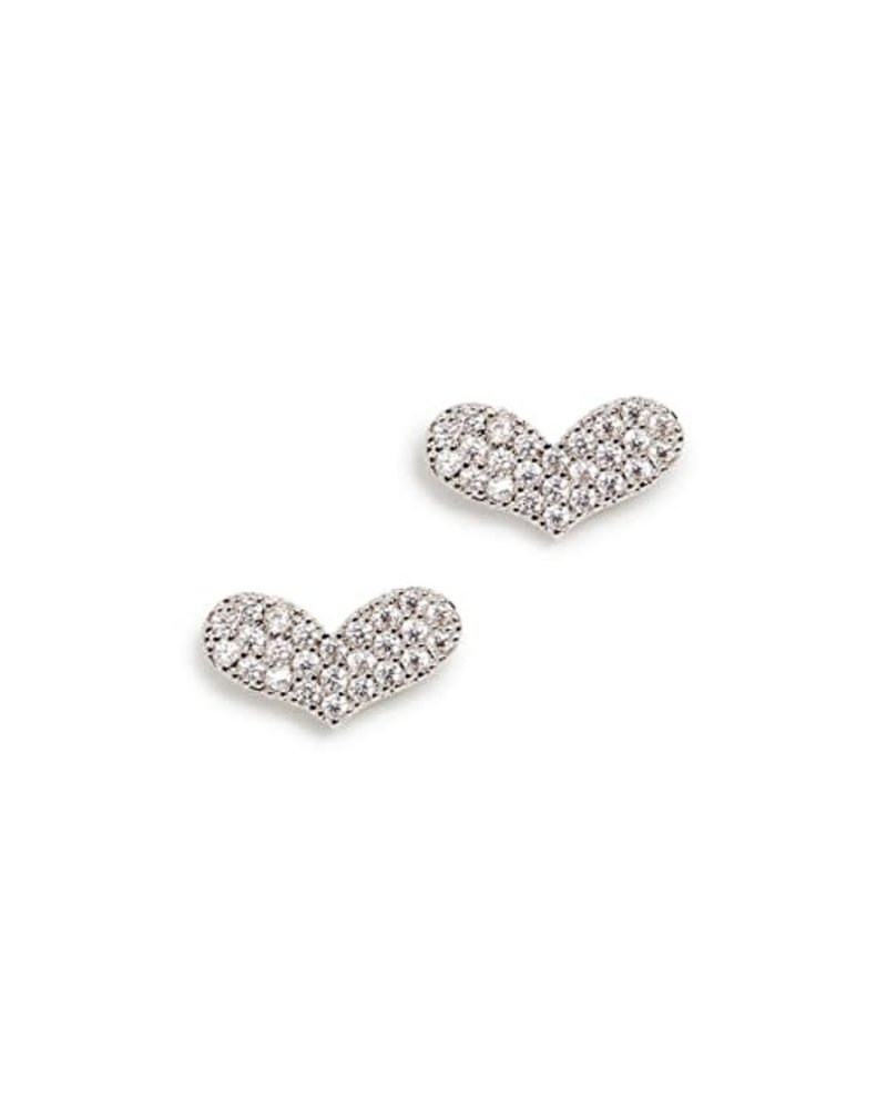 THEIA THEIA BIG HEART STUD