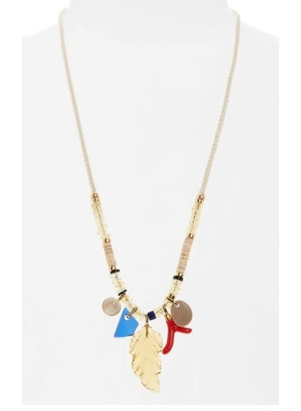 Lizzie Fortunato Jewels LFJ SUNSHINE STATE OF MIND NECKLACE