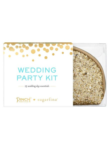 PINCH PROVISIONS PINCH SUGARFINA WEDDING PARTY KIT