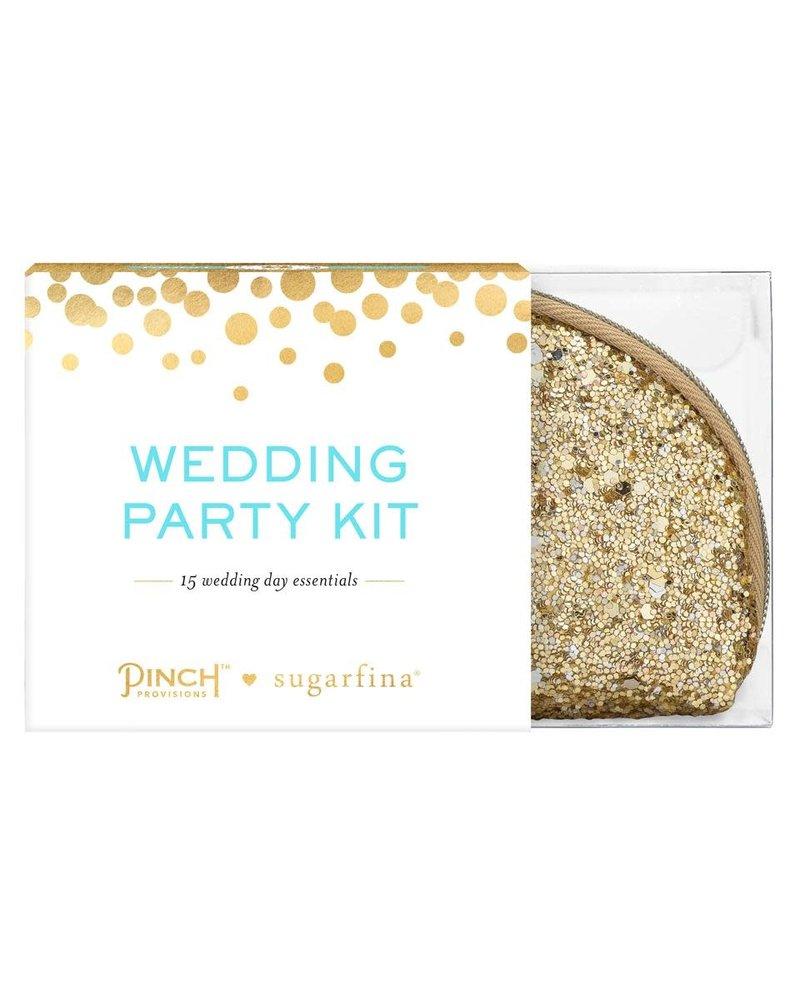 PINCH PROVISIONS PINCH SUGARFINA WEDDING PARTY KIT