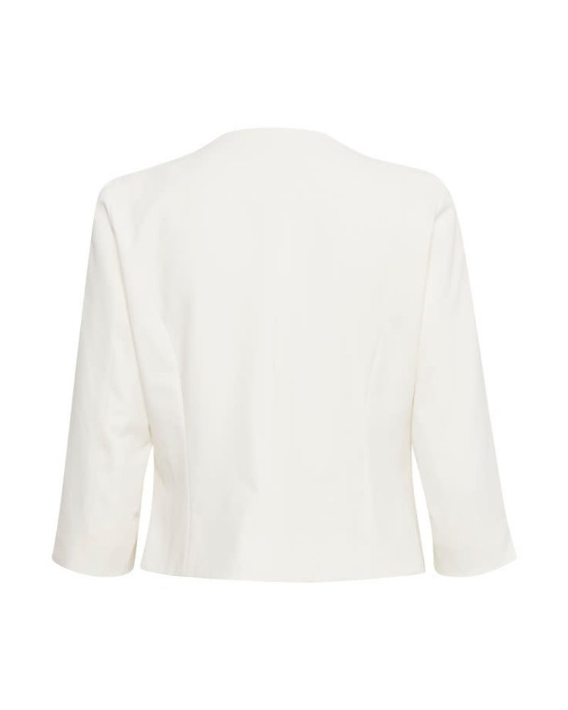 Soaked in Luxury SOAKED IN LUXURY LENA BLAZER BROKEN WHITE SIZE M