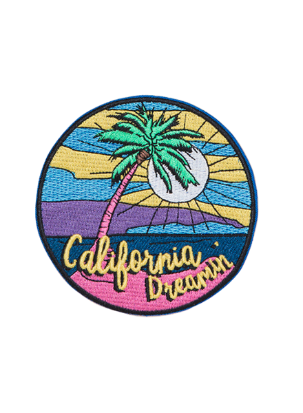 STONEY CLOVER SC CALI DREAM STICKER PATCH