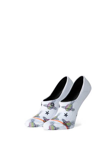 Stance STANCE PINEAPPLE PLANET WHITE SIZE SMALL