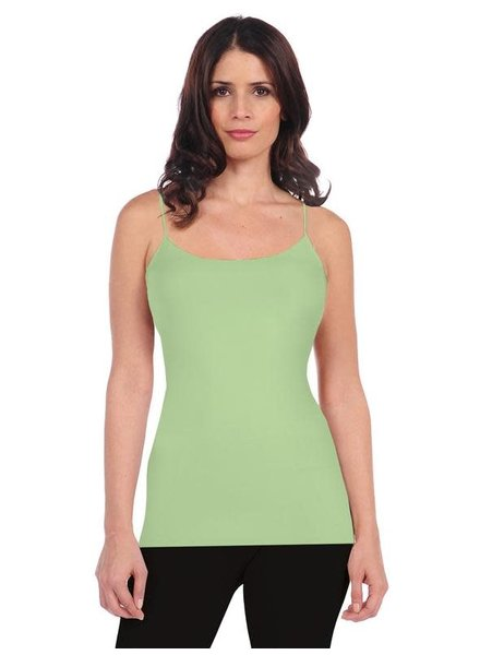 TEES BY TINA TINA CAMI 100C SOLID IN MINT
