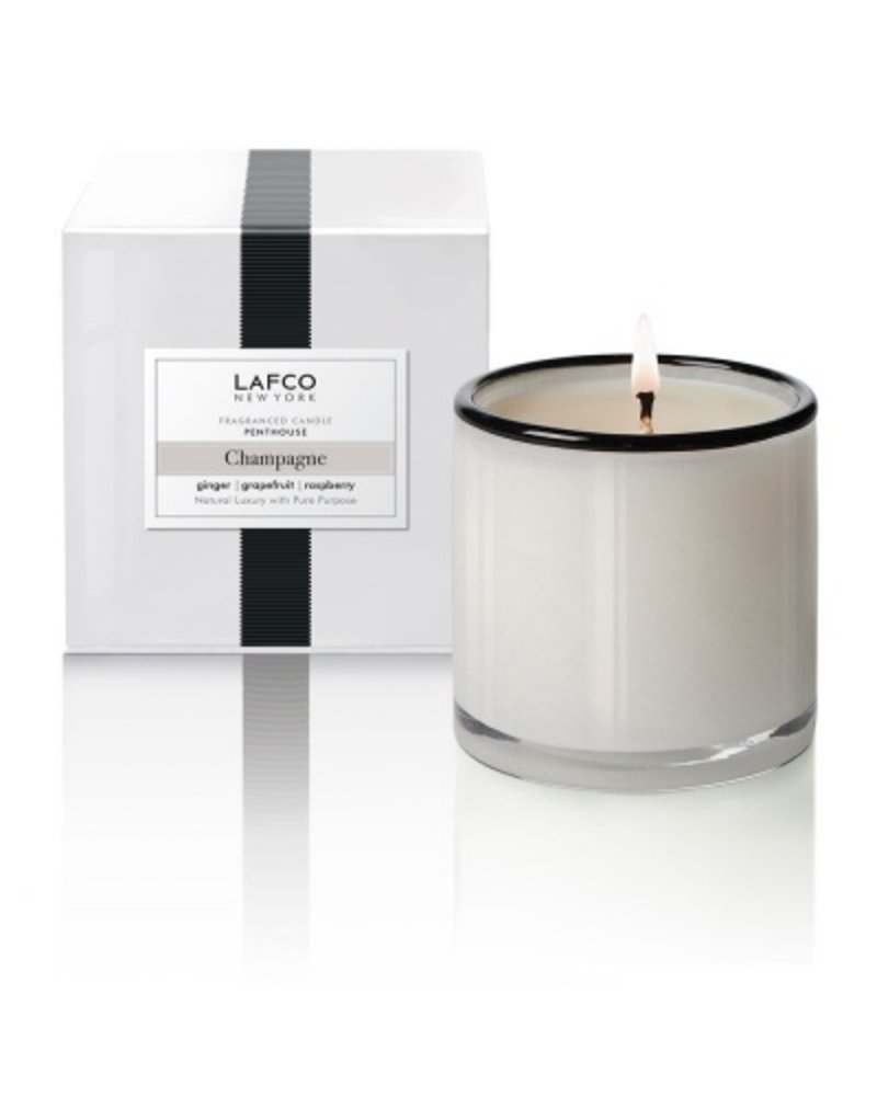 LAFCO LAFCO SIGNATURE CANDLE CHAMPAGNE PENTHOUSE