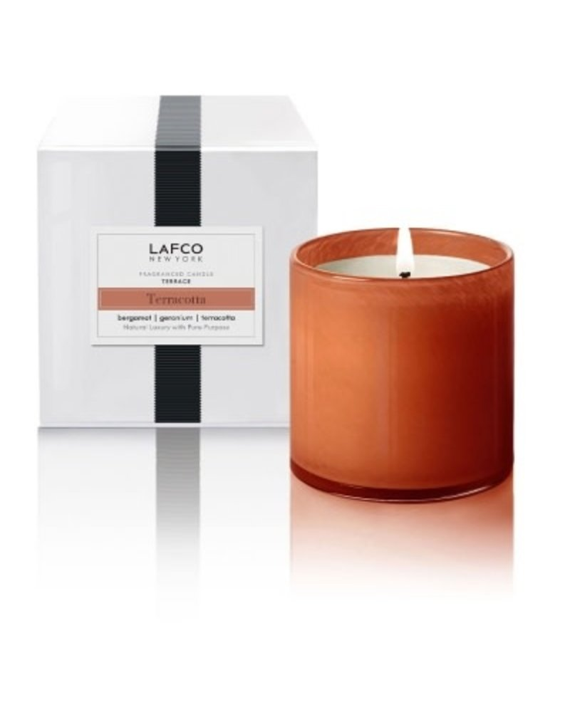 LAFCO LAFCO TERRACOTTA SIGNATURE CANDLE TERRACE