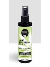 CBD For Life Hand Sanitizing Spray