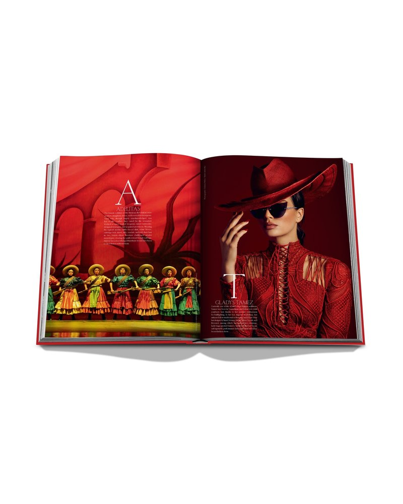 ASSOULINE ASSOULINE MEXICAN STYLE