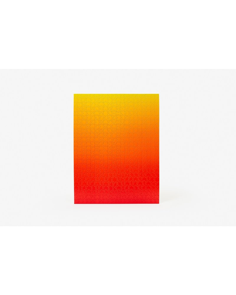 AREAWARE AREAWARE GRADIENT PUZZLE RED/YELLOW
