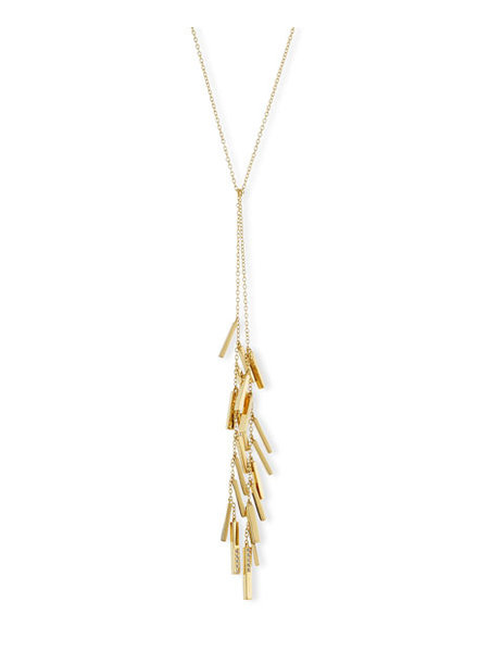 WRIGHT LARIAT NECKLACE