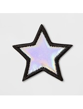 STONEY CLOVER PUFFY IRID STAR PATCH