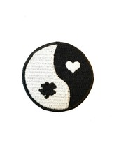 STONEY CLOVER YIN YANG STICKER PATCH