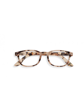 IZIPIZI READING GLASSES B LIGHT TORTOISE 2.00