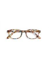 IZIPIZI READING GLASSES B BLUE TORTOISE 2.00