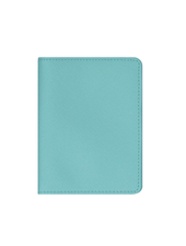 STONEY CLOVER TEXTURED PASSPORT CASE COTTON CANDY