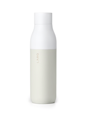 LARQ BOTTLE DBL WALL 25 OZ GRANITE WHITE