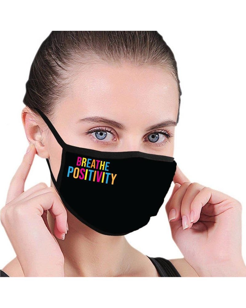 House of Tens HOT Breathe Positivity Mask