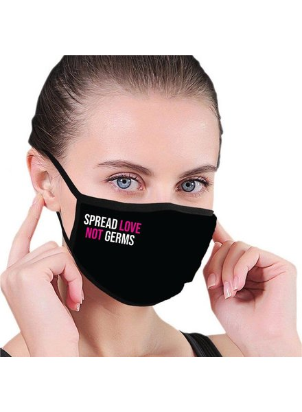House of Tens Spread Love Mask