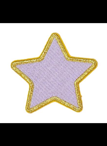 STONEY CLOVER LILAC STAR PATCH