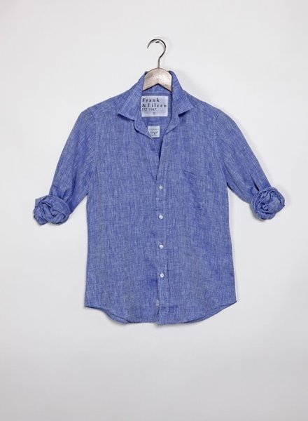 FRANK & EILEEN BARRY L/S BUTTON DOWN