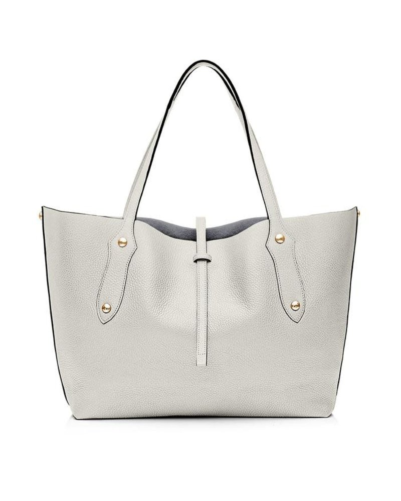 ANNABEL INGALL SMALL ISABELLA ITEM TOTE MARBLE