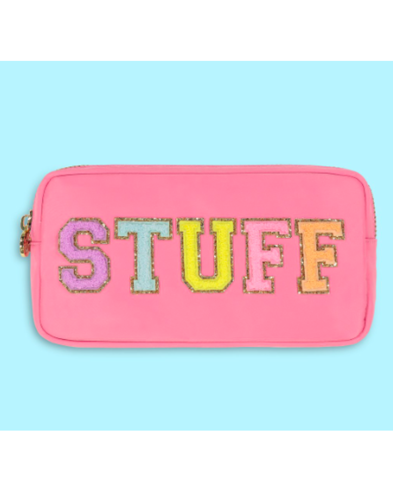 STONEY CLOVER STONEY CLOVER STUFF GUAVA SMALL POUCH