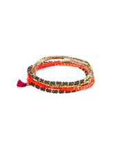 SHASHI JANE STRETCH BRACELET MOANA