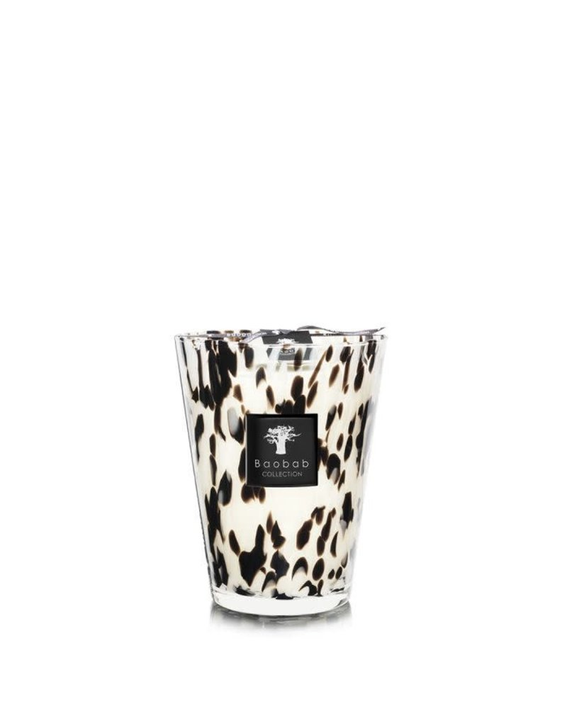 Baobab Candles BAOBAB MAX 24 PEARLS BLACK