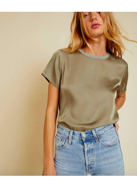 NATION LTD MARIE CROP TOP