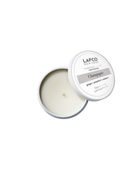 LAFCO TRAVEL CANDLE CHAMPAGNE PENTHOUSE
